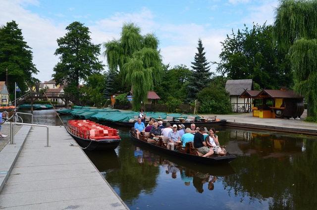 Lạc bước tới Spreewald - Venice của nước Đức - ảnh 8