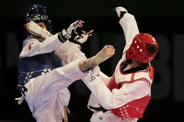 Hà Thị Nguyên: Nhà vô địch với ngọn lửa đam mê Taekwondo bất tận - Ảnh 2.