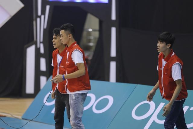 VCK Robocon Việt Nam 2017: Nhìn lại những hình ảnh ở hai bảng đấu tử thần - Ảnh 9.