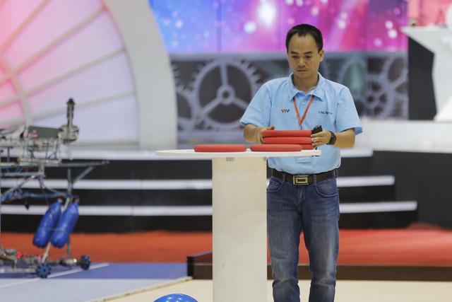 VCK Robocon Việt Nam 2017: Nhìn lại những hình ảnh tại hai bảng đấu tử thần - Ảnh 34.