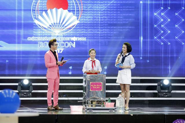 VCK Robocon Việt Nam 2017: Nhìn lại những hình ảnh ở hai bảng đấu tử thần - Ảnh 13.