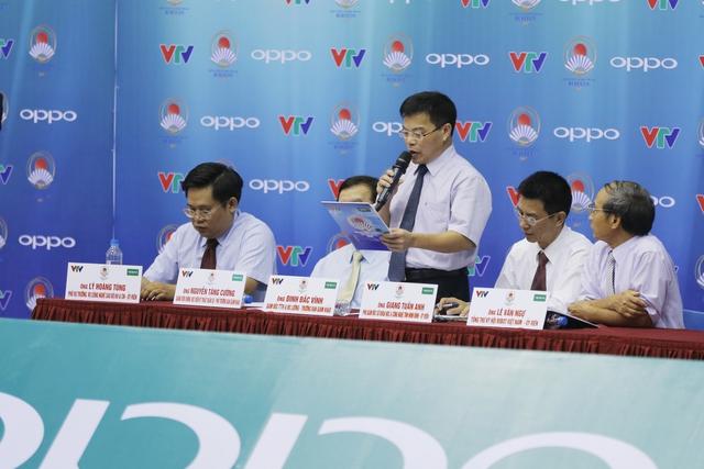 VCK Robocon Việt Nam 2017: Nhìn lại những hình ảnh ở hai bảng đấu tử thần - Ảnh 12.