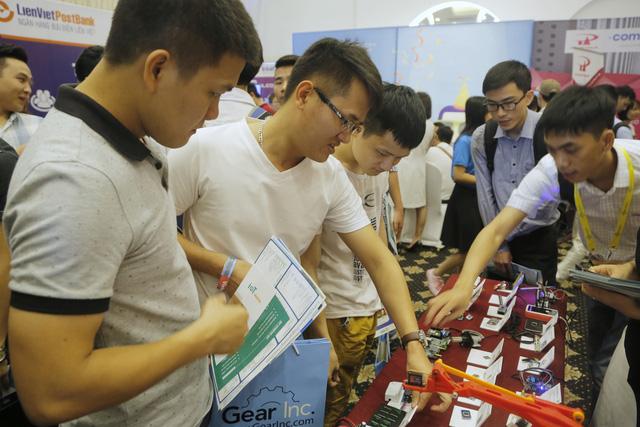Vietnam Mobile Day 2017: Thúc đẩy phát triển hệ sinh thái startup trong lĩnh vực di động - Ảnh 12.