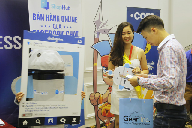Vietnam Mobile Day 2017: Thúc đẩy phát triển hệ sinh thái startup trong lĩnh vực di động - Ảnh 13.