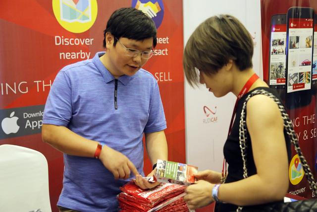 Vietnam Mobile Day 2017: Thúc đẩy phát triển hệ sinh thái startup trong lĩnh vực di động - Ảnh 10.