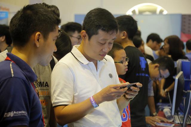 Vietnam Mobile Day 2017: Thúc đẩy phát triển hệ sinh thái startup trong lĩnh vực di động - Ảnh 9.