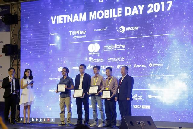Vietnam Mobile Day 2017: Thúc đẩy phát triển hệ sinh thái startup trong lĩnh vực di động - Ảnh 6.
