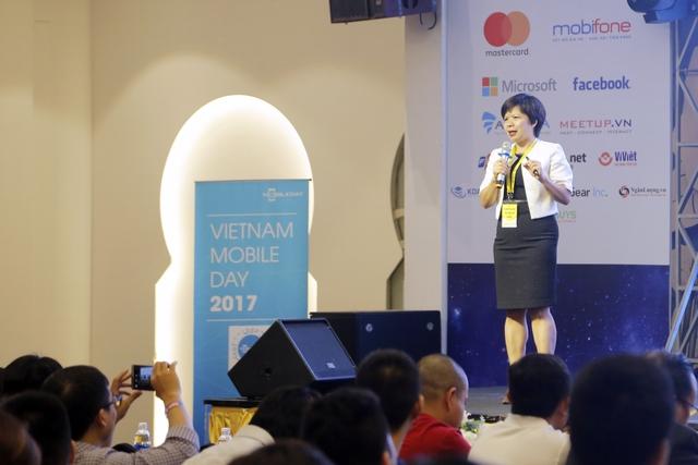Vietnam Mobile Day 2017: Thúc đẩy phát triển hệ sinh thái startup trong lĩnh vực di động - Ảnh 2.