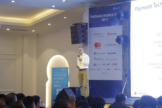 Vietnam Mobile Day 2017: Thúc đẩy phát triển hệ sinh thái startup trong lĩnh vực di động - Ảnh 3.