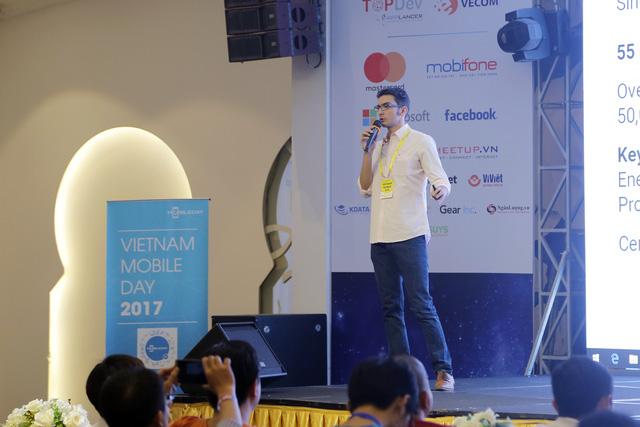 Vietnam Mobile Day 2017: Thúc đẩy phát triển hệ sinh thái startup trong lĩnh vực di động - Ảnh 5.