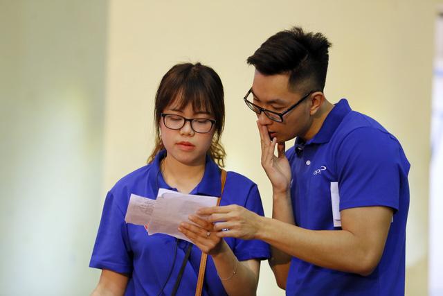 Những hình ảnh hậu trường hiếm người biết tại vòng loại Robocon Việt Nam 2017 - Ảnh 14.
