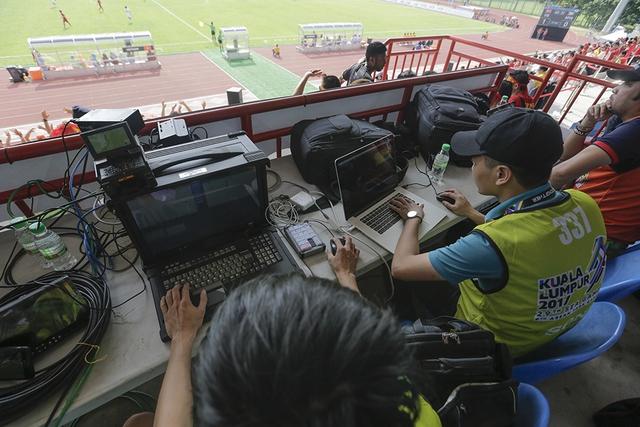 Đài THVN sản xuất trực tiếp bóng đá nữ SEA Games 29 - Ảnh 1.