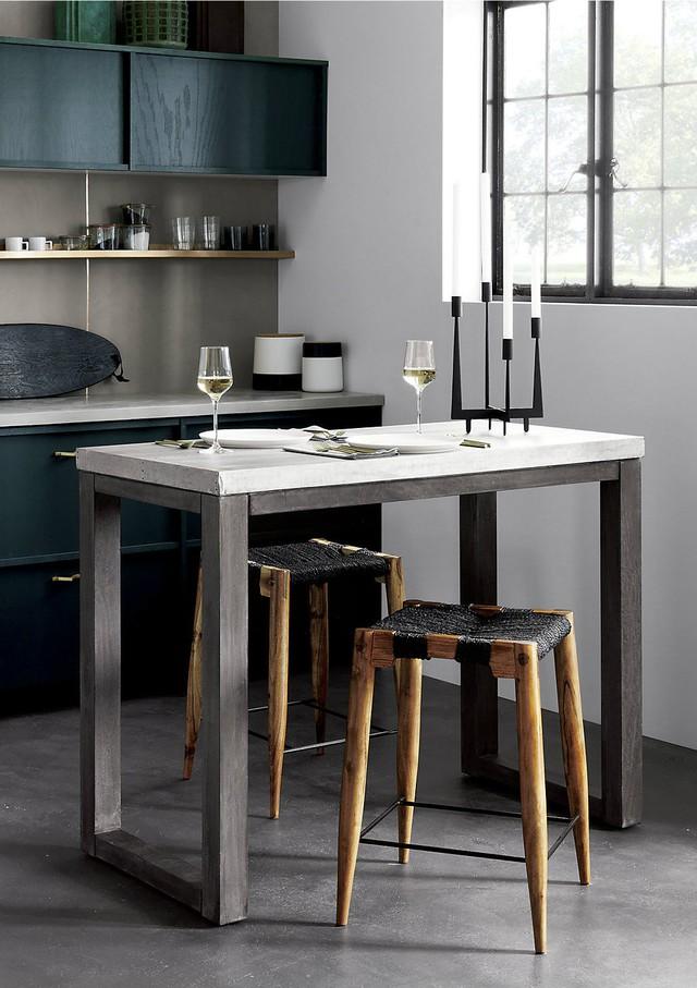 Ý tưởng đưa những bộ bàn ăn độc đáo vào không gian nhỏ hẹp - Ảnh 9.