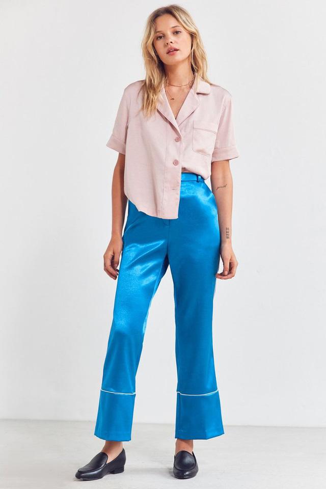 Tạm quên quần jeans đi, đây mới là những xu hướng đang lên ngôi - Ảnh 3.