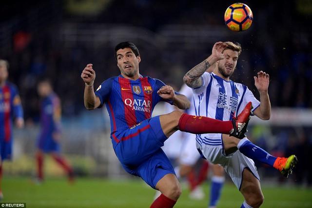 Barcelona chưa hết khổ tại Copa Del Rey - Ảnh 1.