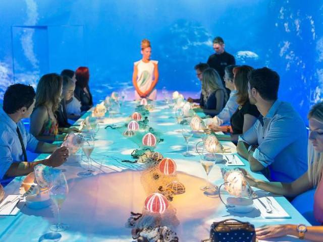 Trải nghiệm nhà hàng xa xỉ nhất Địa Trung Hải - Ảnh 2.