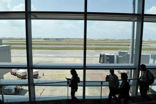 Trải nghiệm tại nhà ga không nhân viên sân bay Changi, Singapore - Ảnh 2.