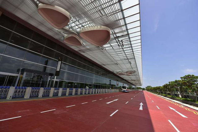 Trải nghiệm tại nhà ga không nhân viên sân bay Changi, Singapore - Ảnh 5.