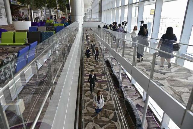 Trải nghiệm tại nhà ga không nhân viên sân bay Changi, Singapore - Ảnh 8.