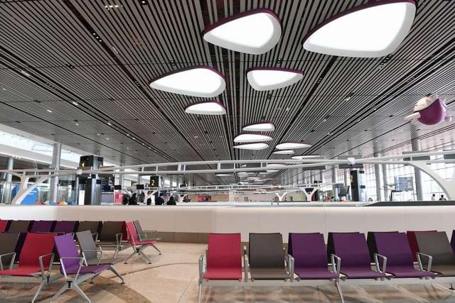 Trải nghiệm tại nhà ga không nhân viên sân bay Changi, Singapore - Ảnh 7.