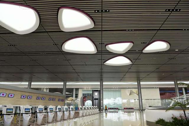 Trải nghiệm tại nhà ga không nhân viên sân bay Changi, Singapore - Ảnh 1.