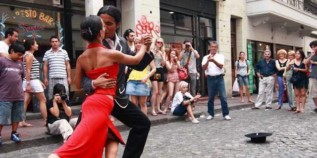 Tango - Điểm nhấn thú vị của Buenos Aires, Argentina - ảnh 4
