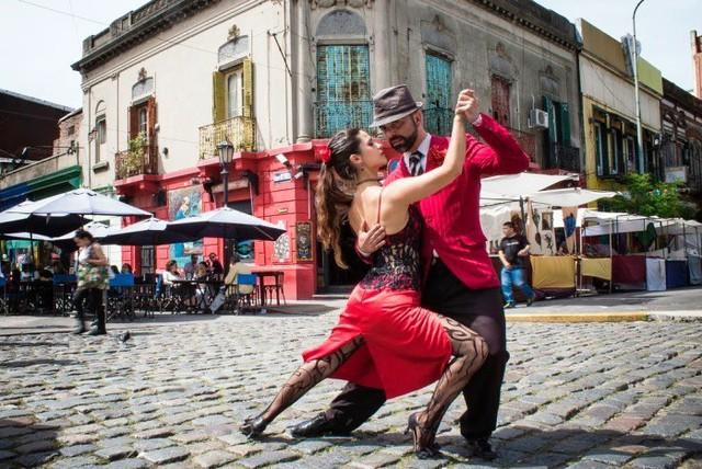 Tango - Điểm nhấn thú vị của Buenos Aires, Argentina - ảnh 1