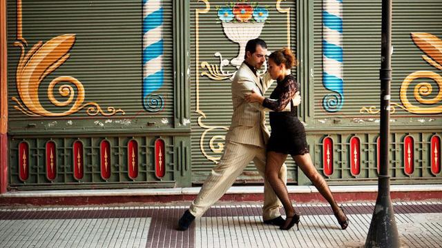 Tango - Điểm nhấn thú vị của Buenos Aires, Argentina - ảnh 3