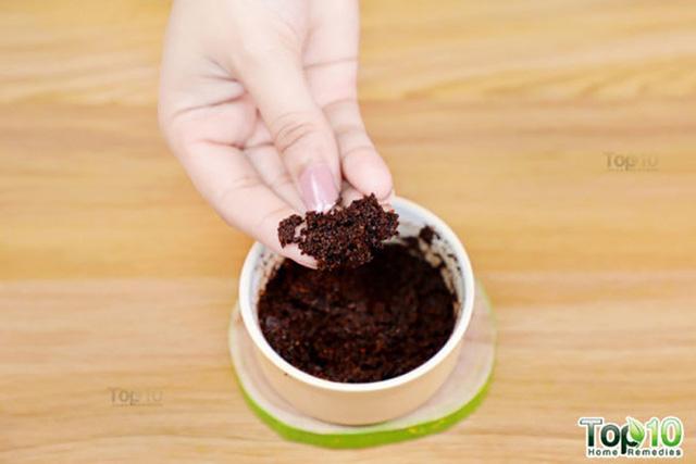 Công thức tẩy tế bào chết từ bột cà phê cho làn da trắng mịn - Ảnh 11.