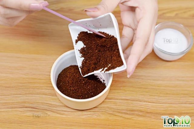 Công thức tẩy tế bào chết từ bột cà phê cho làn da trắng mịn - Ảnh 9.