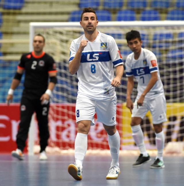 Bốc thăm giải Futsal châu Á 2017: CLB Thái Sơn Nam dễ thở - Ảnh 2.