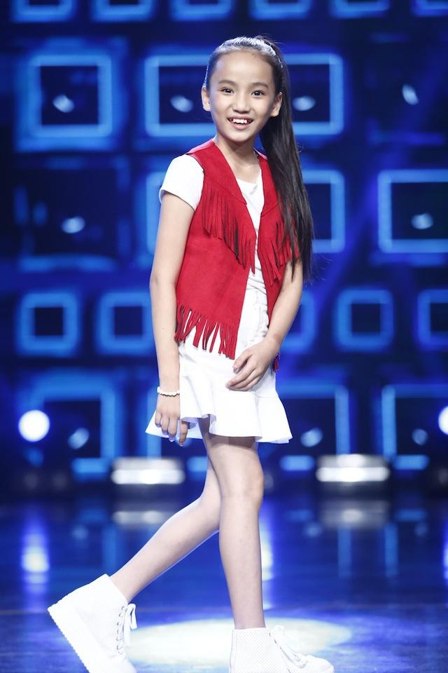 Vietnam Idol Kids 2017: Các thí sinh nữ chính thức lên sàn đấu - Ảnh 3.
