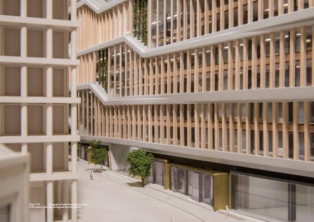 Lộ hình ảnh trụ sở mới đẹp như mơ của Google tại London - Ảnh 15.