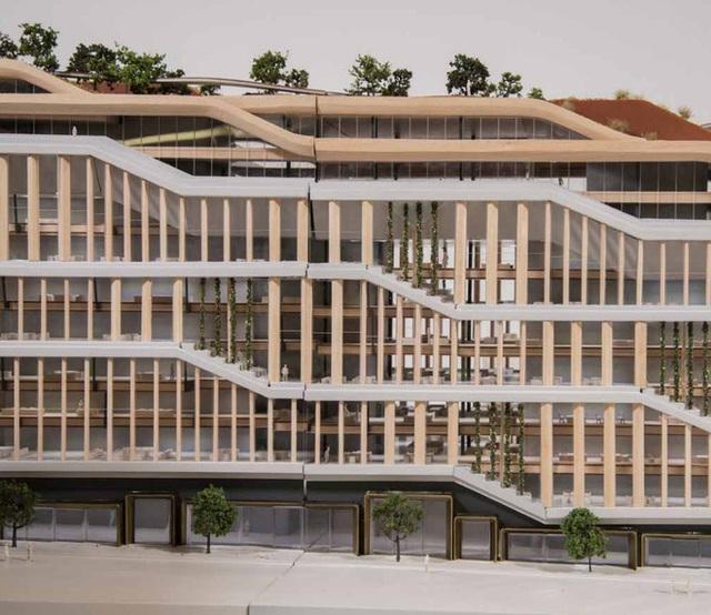 Lộ hình ảnh trụ sở mới đẹp như mơ của Google tại London - Ảnh 14.