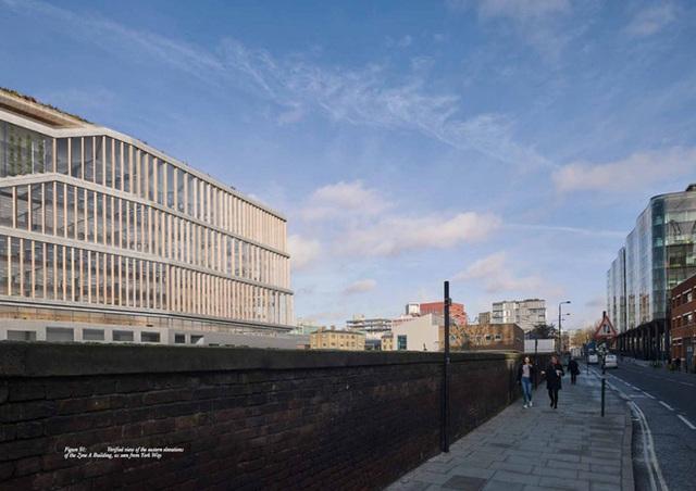 Lộ hình ảnh trụ sở mới đẹp như mơ của Google tại London - Ảnh 10.