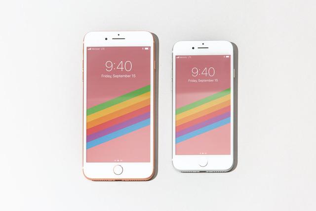 So sánh iPhone 8/8 Plus và iPhone X: Bì phấn với vôi? - Ảnh 7.