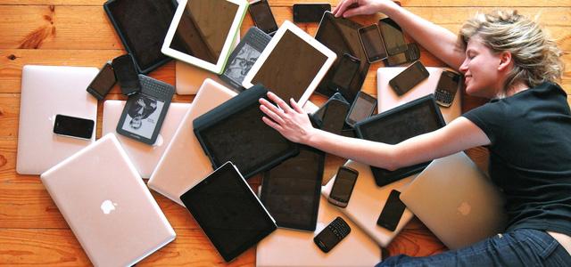 Smartphone có thể khiến thanh thiếu niên chán nản và trầm cảm - Ảnh 2.