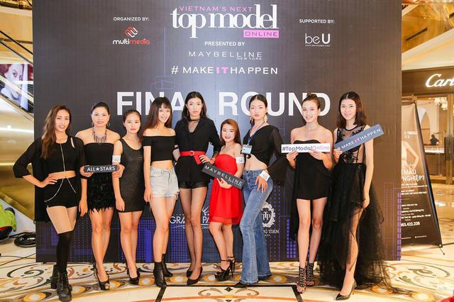 Chân dài 36 tuổi tự tin khoe đường cong tại vòng Chung kết Top Model Online miền Bắc - Ảnh 3.