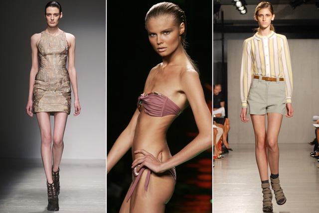 Pháp tẩy chay người mẫu siêu gầy, chuẩn mực cái đẹp sẽ bị xóa bỏ? - Ảnh 1.