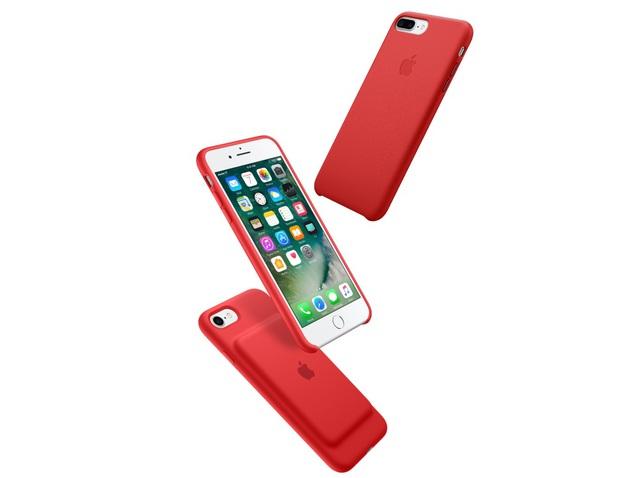 Apple bất ngờ trình làng iPhone 7 màu đỏ - Ảnh 2.