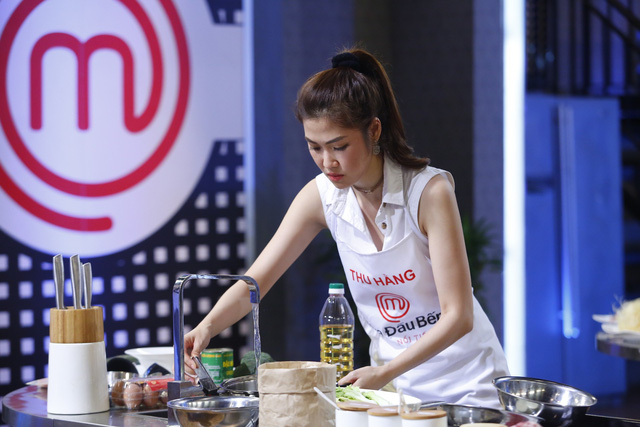 Vua đầu bếp: An Nguy, Thu Hằng mất cơ hội tranh tài ở Chung kết - Ảnh 5.