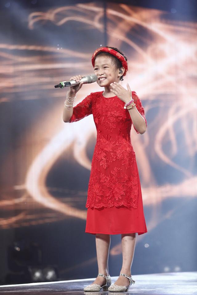 Vietnam Idol Kids 2017: Các thí sinh nữ chính thức lên sàn đấu - Ảnh 2.
