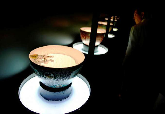 Triển lãm thủy cung nghệ thuật độc đáo ở Tokyo, Nhật Bản - ảnh 1