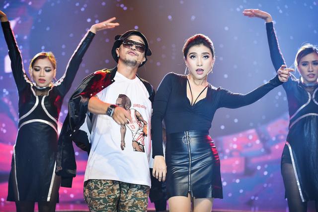 Phương Thanh biến hóa với hình ảnh công chúa trong Âm nhạc và Bước nhảy - Ảnh 7.