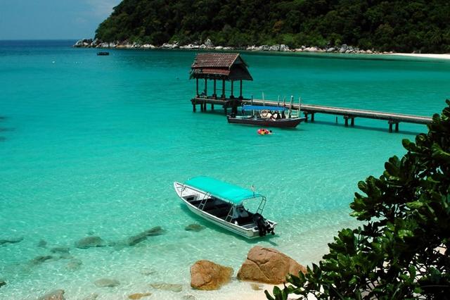 Đảo Tioman - Viên ngọc xanh biếc của Malaysia - Ảnh 6.