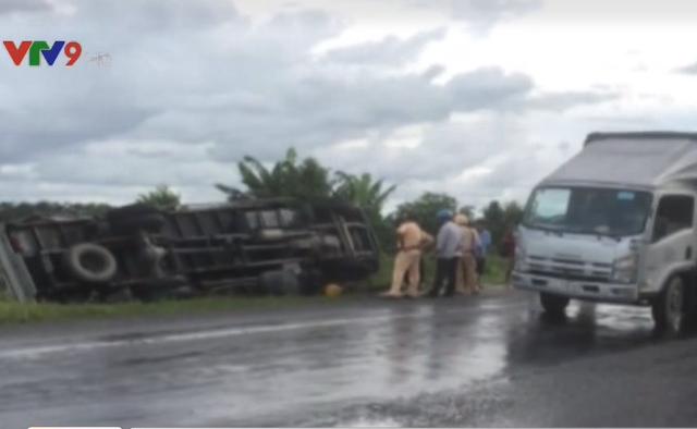Cần Thơ: Hai vụ tai nạn giao thông liên tiếp trên một đoạn đường - Ảnh 1.