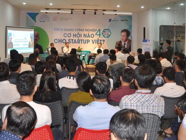 Cách mạng công nghiệp 4.0 - Cơ hội nào cho Startup? - Ảnh 1.