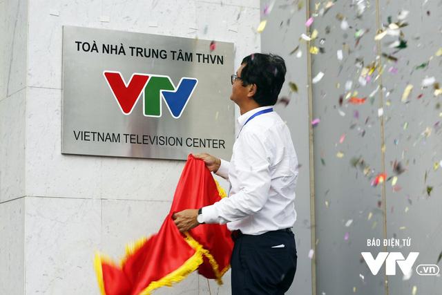 Tòa nhà Trung tâm THVN chính thức đi vào hoạt động nhân kỷ niệm 47 năm ngày phát sóng chương trình truyền hình đầu tiên - Ảnh 4.
