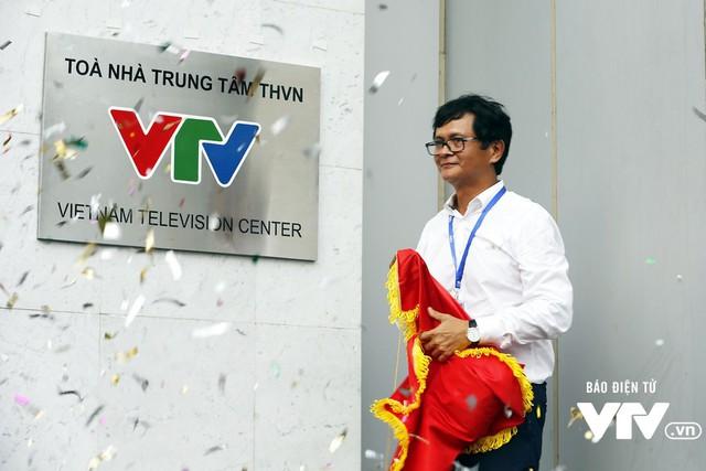 Tòa nhà Trung tâm THVN chính thức đi vào hoạt động nhân kỷ niệm 47 năm ngày phát sóng chương trình truyền hình đầu tiên - Ảnh 5.