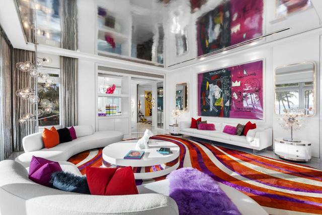 Lóa mắt trước căn nhà của ông chủ nổi tiếng ngành thời trang thế giới - Ảnh 4.